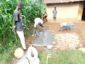 The Water Project:  Casting A Sanitation Platform