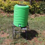The Water Project: Jamulongoji Primary School -  Handwashing Facility