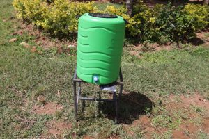 The Water Project:  Handwashing Facility