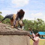The Water Project: Jamulongoji Primary School -  Dome Casting