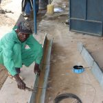 The Water Project: Jamulongoji Primary School -  Fashioning The Gutters