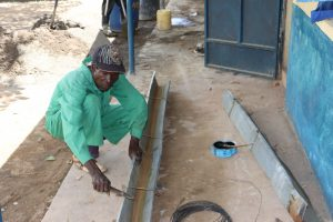 The Water Project:  Fashioning The Gutters