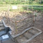 The Water Project: Emusaka Community, Muluinga Spring -  Completed Spring