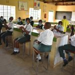 The Water Project: Makunga Secondary School -  Learning The Ten Handwashing Steps