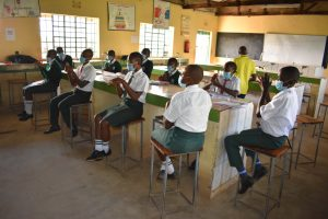 The Water Project:  Learning The Ten Handwashing Steps