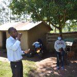The Water Project: Emusaka Community, Muluinga Spring -  Dental Hygiene Demonstration