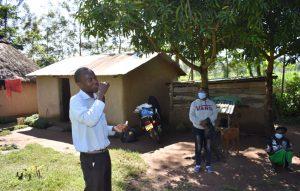 The Water Project:  Dental Hygiene Demonstration