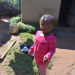 The Water Project: Emusaka Community, Muluinga Spring -  A Young Training Attendee