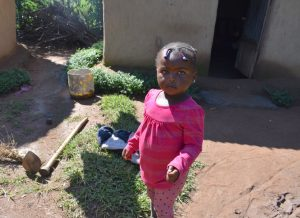 The Water Project:  A Young Training Attendee