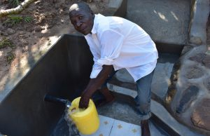 The Water Project:  Fetching Water Easier Than Ever