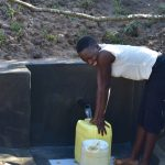 The Water Project: Emusaka Community, Muluinga Spring -  Happy Day