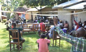 The Water Project:  Active Participation At Training