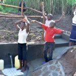 The Water Project: Emusaka Community, Muluinga Spring -  Celebrating Clean Water
