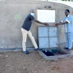 The Water Project: Eshimuli Primary School -  Handing Over The Tank To Eshimuli Primary School