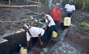 The Water Project:  Fetching Clean Water