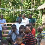 The Water Project: Emusaka Community, Muluinga Spring -  Training Is For All Ages