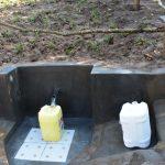 The Water Project: Emusaka Community, Muluinga Spring -  Clean Water Flowing At Muliunga Spring