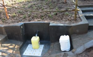 The Water Project:  Clean Water Flowing At Muliunga Spring