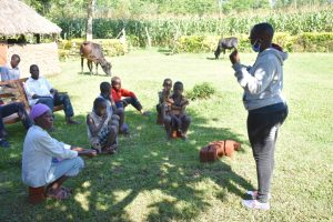 The Water Project:  Trainer Jacque Discusses Primary Health Care
