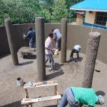The Water Project: Jamulongoji Primary School -  Interior Plastering