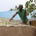 The Water Project: Jamulongoji Primary School -  Artisan Inspecting The Dome Form Before Casting