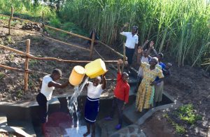 The Water Project:  Celebrating At The Spring