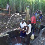 The Water Project: Emusaka Community, Muluinga Spring -  Celebrations