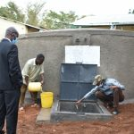 The Water Project: Makunga Secondary School -  Everything Is In Check And Working Well