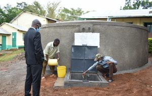 The Water Project:  Everything Is In Check And Working Well