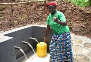 The Water Project:  Easy To Fetch Water With Three Pipes