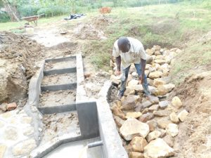 The Water Project:  Backfilling In Progress