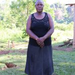 The Water Project: Mukhangu Community, Okumu Spring -  Ms Felistus Shimwati