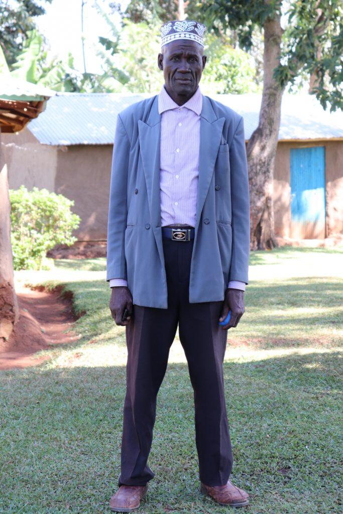 The Water Project : covid19-kenya19115-asman-iddi
