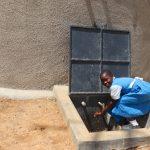 The Water Project: Jamulongoji Primary School -  Gentrix Enjoying The Water