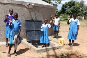 The Water Project:  Students Celebrating Water