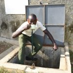 The Water Project: ACK St. Peter's Khabakaya Secondary School -  Drink Up