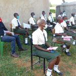 The Water Project: ACK St. Peter's Khabakaya Secondary School -  Training