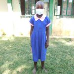 The Water Project: Eshimuli Primary School -  Saumu Masked Up