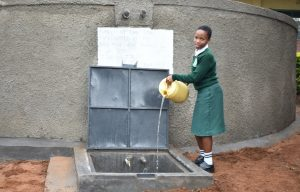 The Water Project:  No More Starining With Water