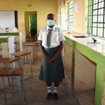 The Water Project: Makunga Secondary School -  Sandra