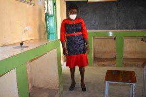 The Water Project:  Teacher Vibian Maiyo