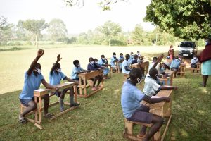 The Water Project:  Students Participate At Training