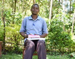 The Water Project:  Duncan Odongo