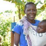 The Water Project: Emusaka Community, Muluinga Spring -  Lilian Fibanda