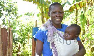 The Water Project:  Lilian Fibanda