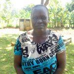 The Water Project: Bukalama Community, Wanzetse Spring -  Sophia Awinja