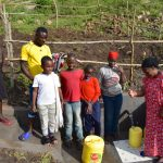 The Water Project: Bukalama Community, Wanzetse Spring -  Water Celebrations