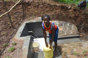 The Water Project:  Esther At The Spring