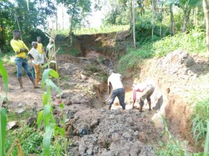 The Water Project:  Excavation