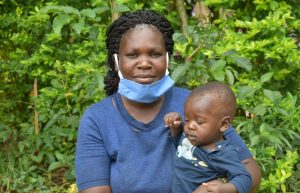 The Water Project:  Mevis Achieng